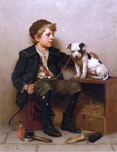 My Best Friend - John George Brown