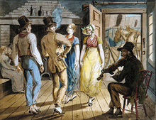 Merrymaking at a Wayside Inn - John Lewis Krimmel