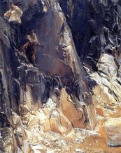 Marble Quarries at Carrara