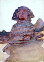 The Sphinx - John Singer Sargent