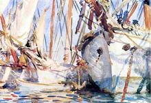 A White Ship
