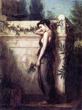 Gone, But Not Forgotten - John William Waterhouse