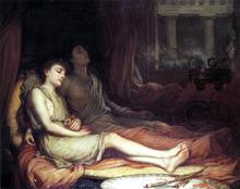 Sleep and His Half-Brother Death