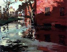 Flood, Plainfield, New Jersey - Jonas Lie