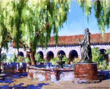 San Fernando Mission - Joseph Kleitsch