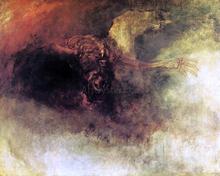 Death on a Pale Horse - Joseph William Turner