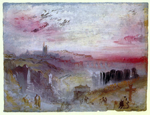 Cemeteries Paintings