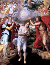 Baptism Paintings