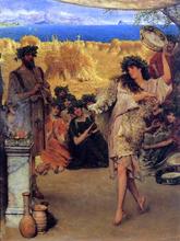 the harvest - Jules Dupre
