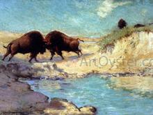 Buffalo Hunt # 10 - Julian Onderdonk
