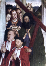 Altarpiece of the Councillors (detail)