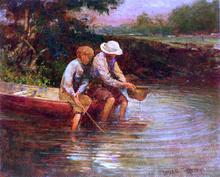 Fishing Paintings