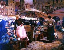 Market Day at Nuremberg
