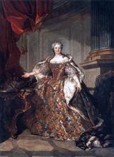 Marie Leczinska, Queen of France