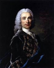 Portrait of Marquis de Lucker