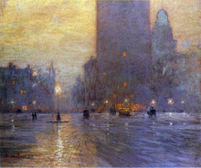 Madison Square - Lowell Birge Harrison