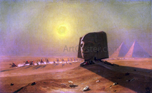 Sphinx in the Desert - Marcus Waterman