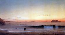 Twilight, Singing Beach