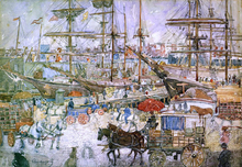 Boston Paintings