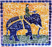 Elephant - Maurice Prendergast