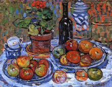 Still Life Foods Paintings