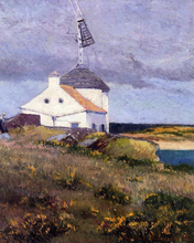 The Signal Tower - Maxime Maufra