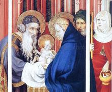 The Presentation of Christ (detail)