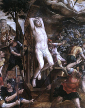 The Torture of St George