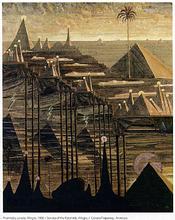 Allegro Sonata of the Pyramids - Mikalojus Ciurlionis