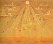 Scherzo Sonata of the Pyramids - Mikalojus Ciurlionis