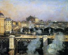 Factories Paintings