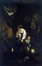 Death of Correggio