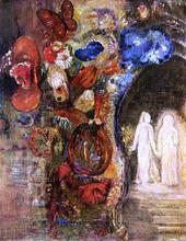 Apparition - Odilon Redon