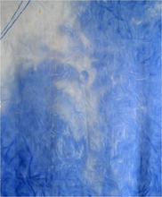 Blue Gray Abstract - Our Original Collection