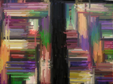 Canvas Paintings - My Street - Our Original Collection
