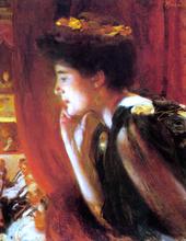At The Opera - Paul Albert Besnard