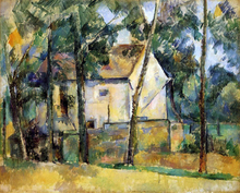 House and Trees - Paul Cezanne