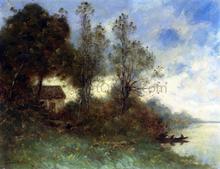 Crossing by Boat