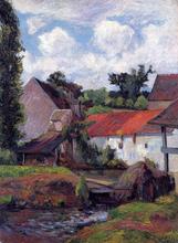 Farms Paintings