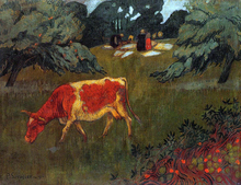 The Wash in a Large Meadow - Paul Serusier