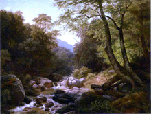 In the Catskills - Paul Weber