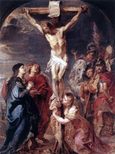 Crucifixion and Cross Paintings