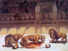 Le Tigre Arrive aux Deux Martyrs - Philippe Jacques Van Bree