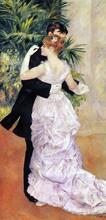 A City Dance - Pierre Auguste Renoir