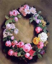 Crown of Roses - Pierre Auguste Renoir