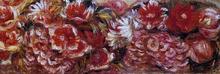Floral Headband - Pierre Auguste Renoir