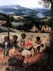 Haymaking (detail)