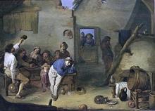Tavern Interior - Pieter De Bloot