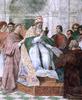 Gregory IX Approving the Decretals (Stanza della Segnatura)