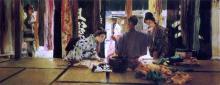 The Silk Merchant - Robert Frederick Blum